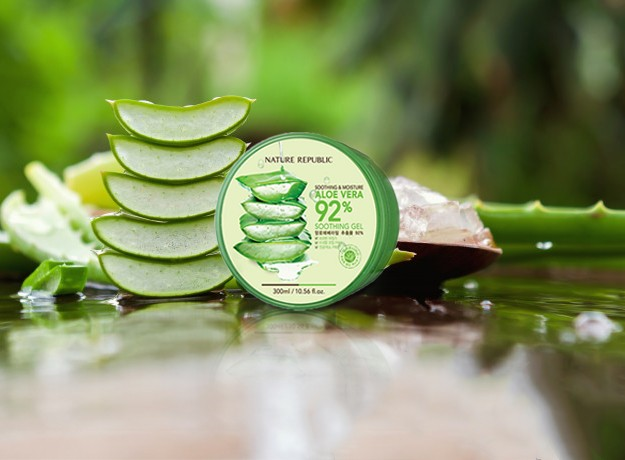Review: Nature Republic Aloe Vera Gel
