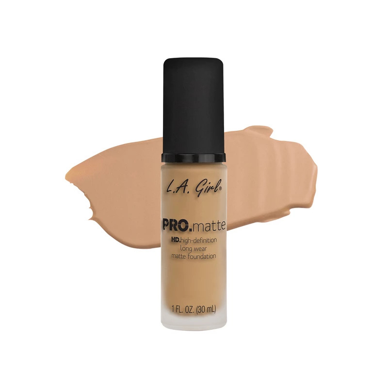 L. A. Girl Pro Matte Foundation Soft Beige GLM717