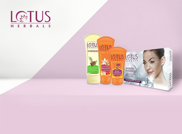 Elevate Your Beauty Routine with Lotus