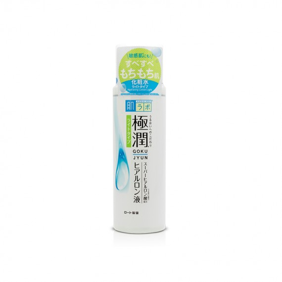 HADALABO-Gokujun-Hyaluronic-Lotion-Light