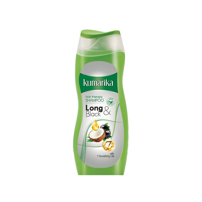Kumarika Long and Black Shampoo 200ML