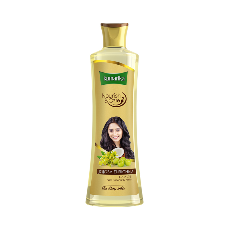 Kumarika Nourish Care Hair Oil Shajgoj