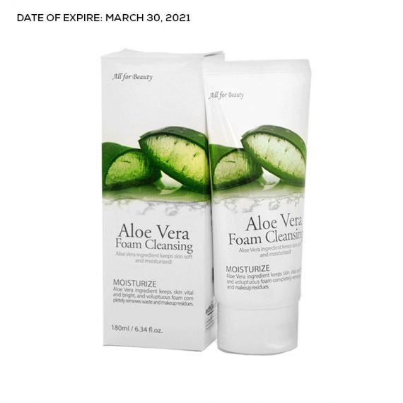 1BEAUTY-ALOE-VERA-FOAM-CLEANSING