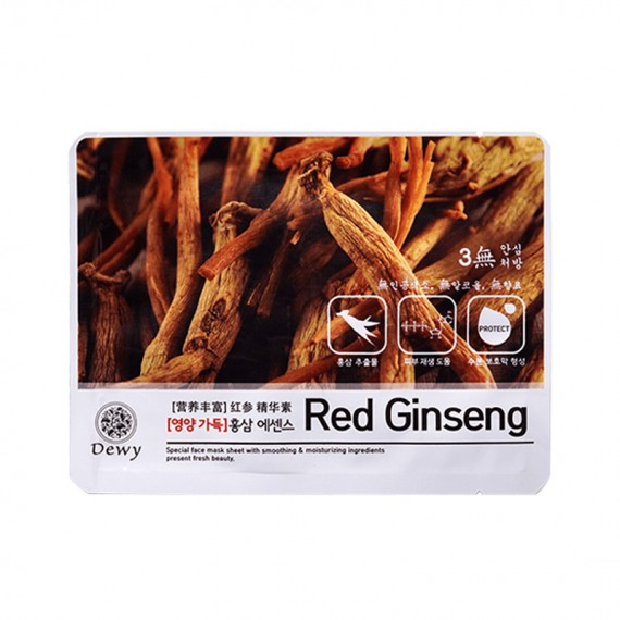 DEWY-RED-GINSENG-ESSENCE-MASK