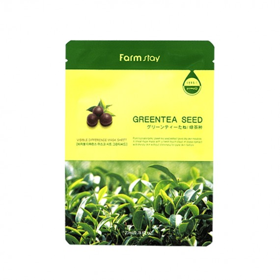 FARM-STAY-GREEN-TEA-SEED-VISIBLE-DIFFERENCE-MASK