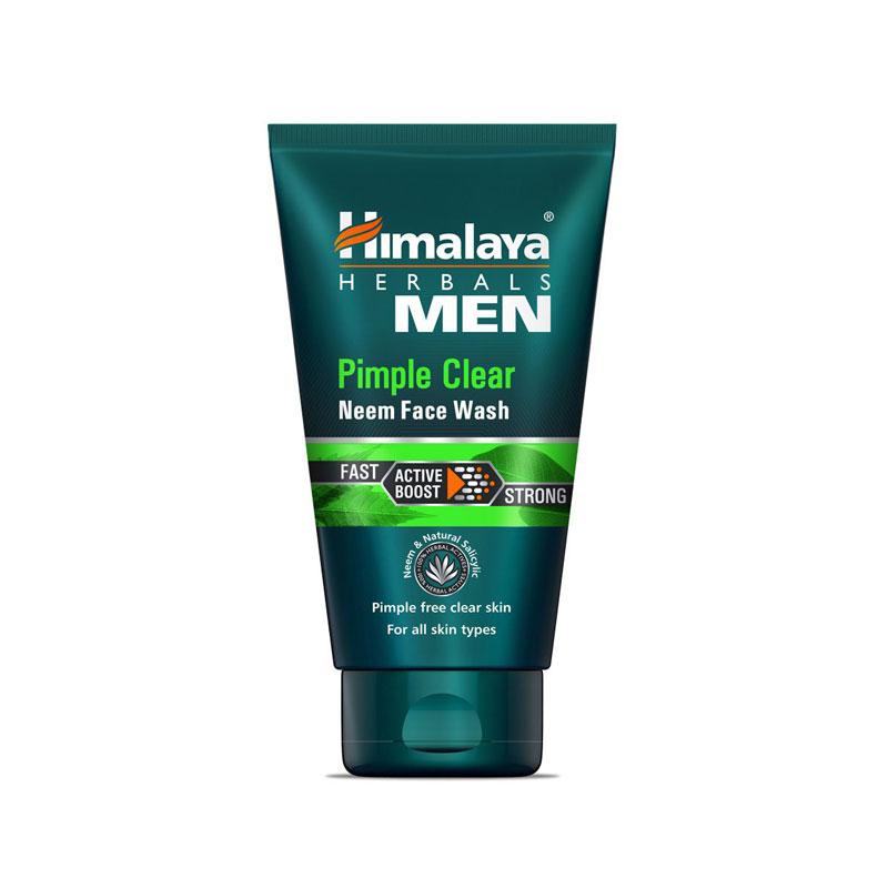 Himalaya Men Pimple Clear Neem Facewash