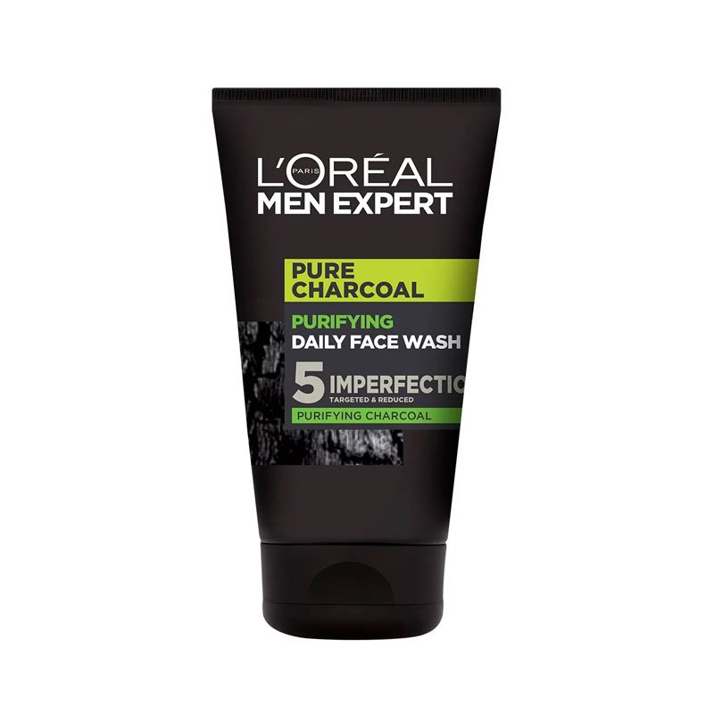 L'Oreal Men Expert Pure Charcoal Purifying Daily Face Wash