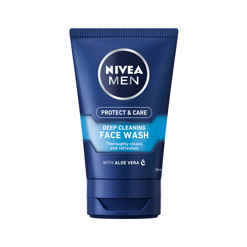 Nivea Men Protect & Care Face Wash