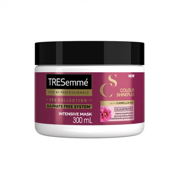 TRESemmé-Pro-Collection-Colour-Shineplex-Sulphate-Free-Mask-300ml