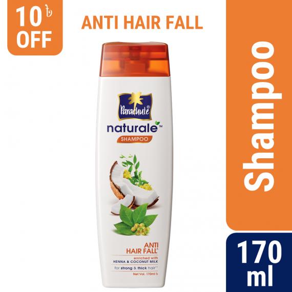 Parachute Naturale Anti Hair Fall Shampoo 170ml