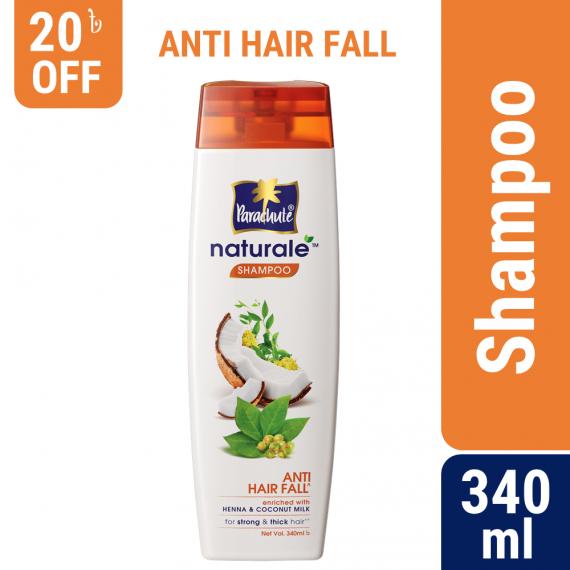Parachute Naturale Anti Hair Fall Shampoo 340ml