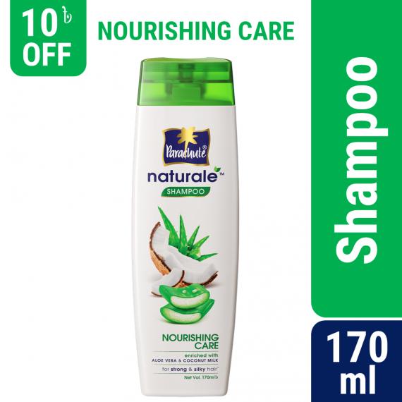 Parachute Naturale Nourishing Care Shampoo 170ml