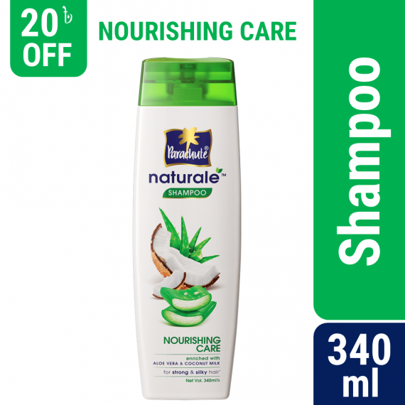 Parachute Naturale Nourshing Care Shampoo 340ml