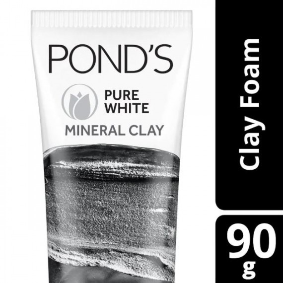 Pond's Pure White Mineral Clay-1