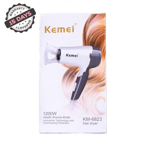 Kemei Hair Dryer KM-6823+-1