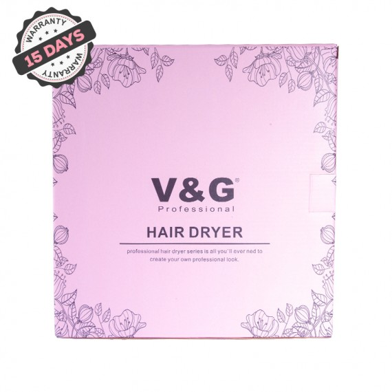 V&G Professional Hair Dryer-3100-1