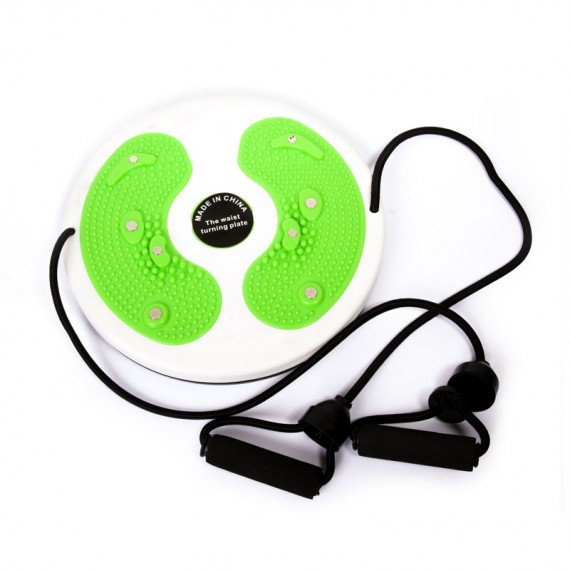 Balance Fit Waist Twisting Disc (Green)