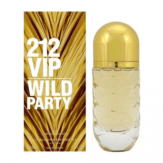 Carolina Herrera 212 VIP Women Wild Party EDT Spray1