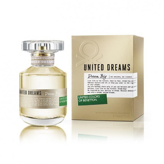 UNITED-COLORS-OF-BENETTON-Dream-Big-for-Her-EDT-Spray
