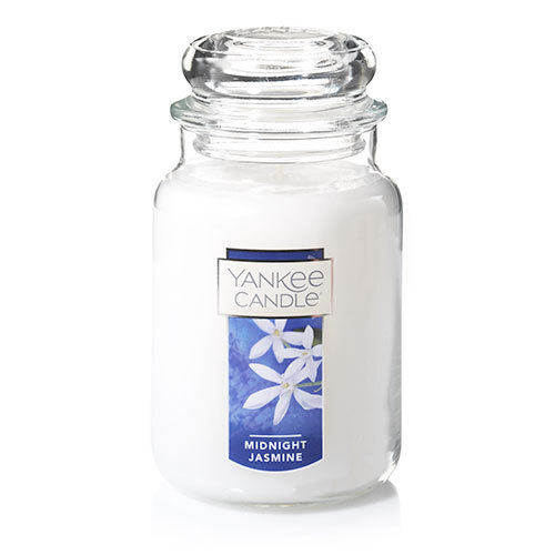 Yankee Candle Classic Large Jar Midnight Jasmine (Floral)