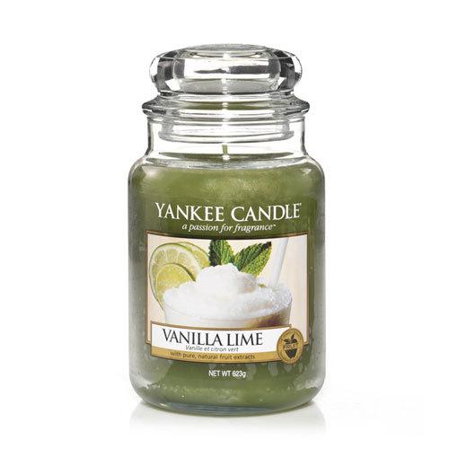 Yankee Candle Classic Large Jar Vanilla Lime (Fruit)