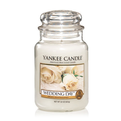 Yankee Candle Classic Large Jar Wedding Day (Floral)