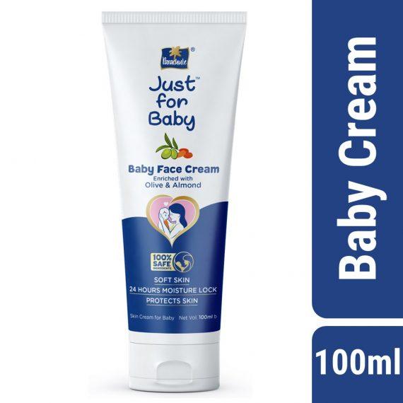 Parachute Just for Baby Cream 100ml