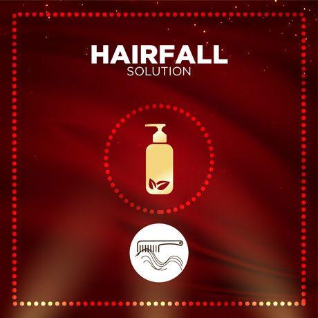 Reduce hair fall now