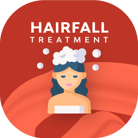 Reduce hair fall now