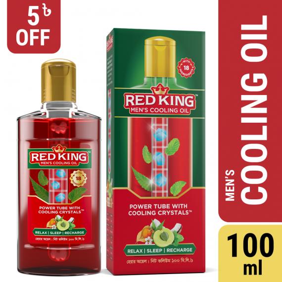 Red King Men's Cooling Oil 100ml