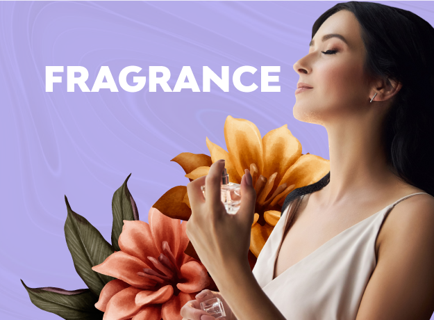 You are never fully dressed without perfume