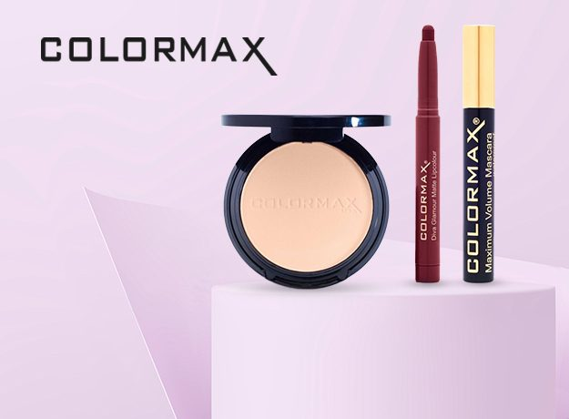 Color Your Day With Flawless Look!